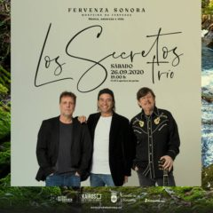 Los Secretos en Fervenza Sonora, Lousame