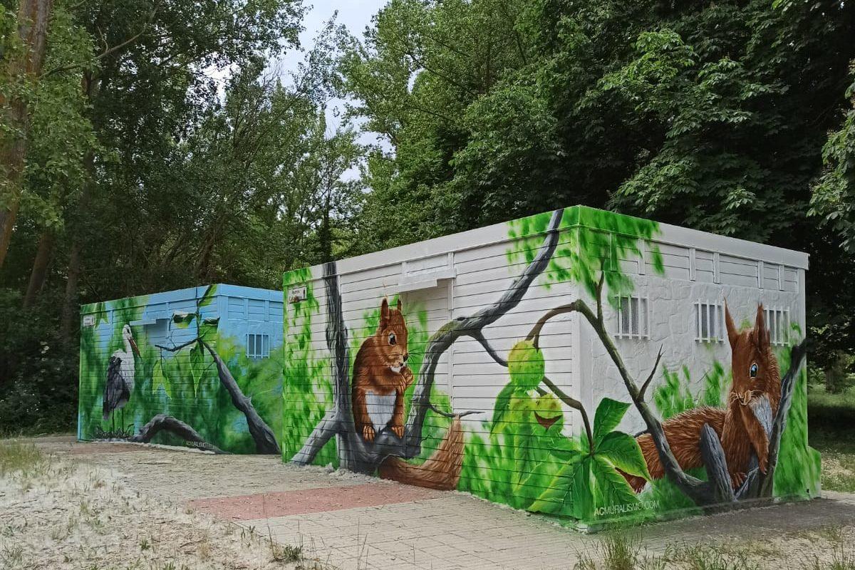Concluye la segunda fase del proyecto muralístico de Fuente Prior