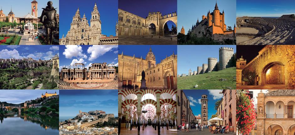 15 ciudades de España celebran la Noche del Patrimonio