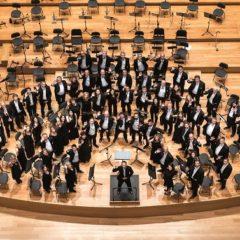 Orquesta Sinfónica de Castilla y León en el Palacio de Festivales
