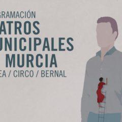 Teatros municipales de Murcia: programación sept 20-ene 21