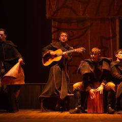 Teatro: Ron Lalá. Andanzas y entremeses de Juan Rana en el Cultural Caja de Burgos