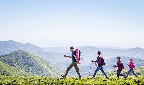 Senderismo en familia; Las mejores rutas de Pontevedra