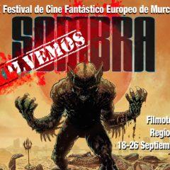 Sombra IX Festival de Cine Fantástico Europeo de Murcia- programación Covid Edition