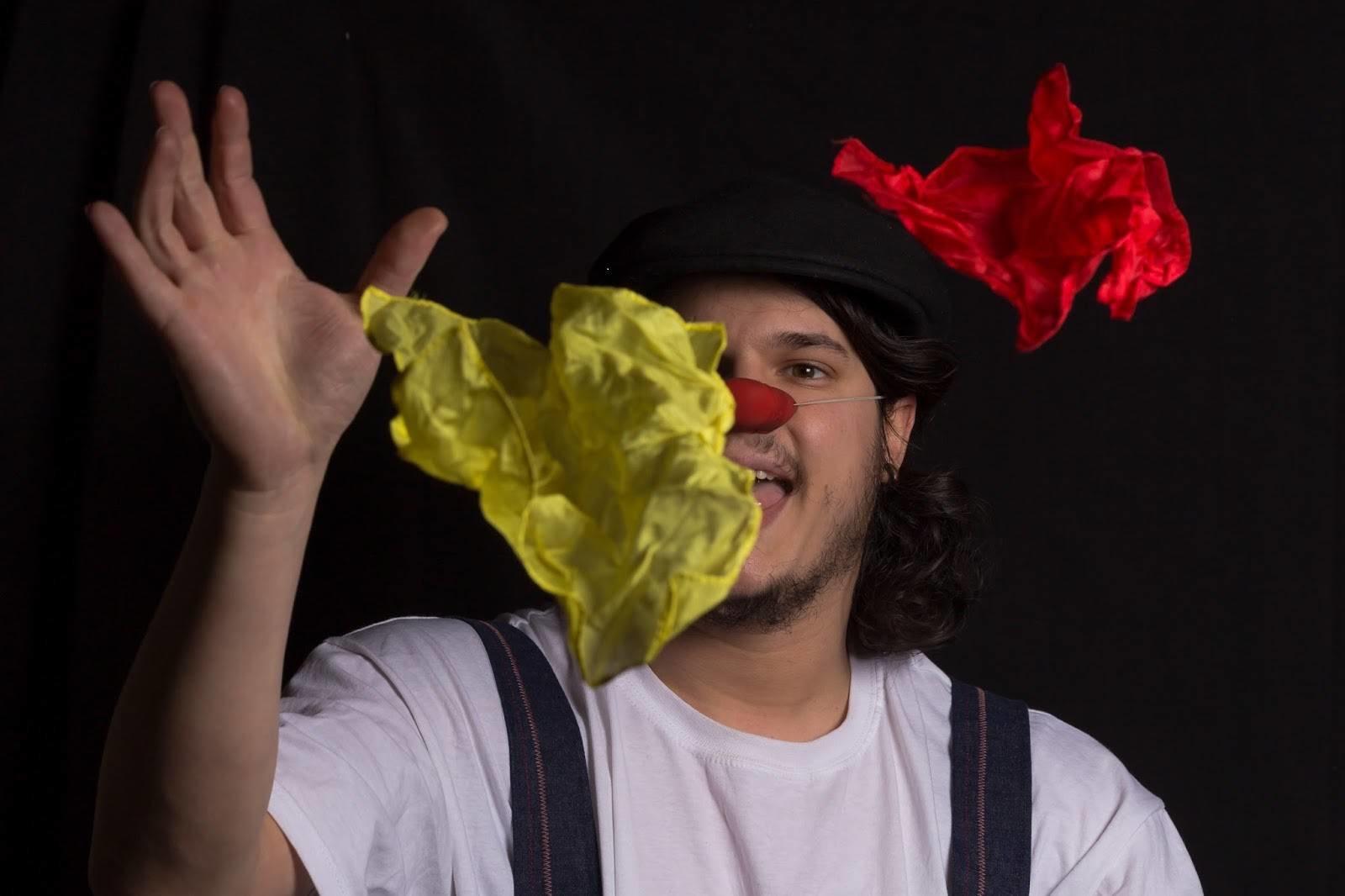 Cuentacuentos: 'Los cuentos de Zamo Clown' en la Biblioteca Pública