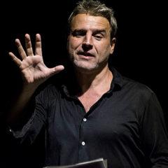 Alberto San Juan. Nueva York en un poeta en Teatre Condal en Barcelona