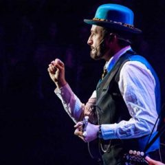 Alex O'Dogherty es imbécil en Teatro Circo Atanasio Díe Marín en Alicante