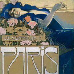 Cigarrilos París i la publicitat moderna en Museo Comarcal de la Garrotxa en Girona