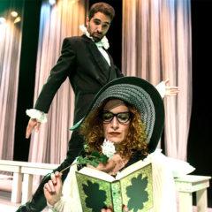 Desengaños amorosos en Teatro del Bosque en Madrid