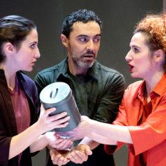 El tiempo todo locura en Teatro Chapí en Alicante