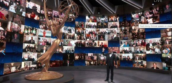 La gala de los Premios Emmy más atípica