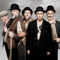 Esperando a Godot (Antonio Simón) en Teatre Goya en Barcelona