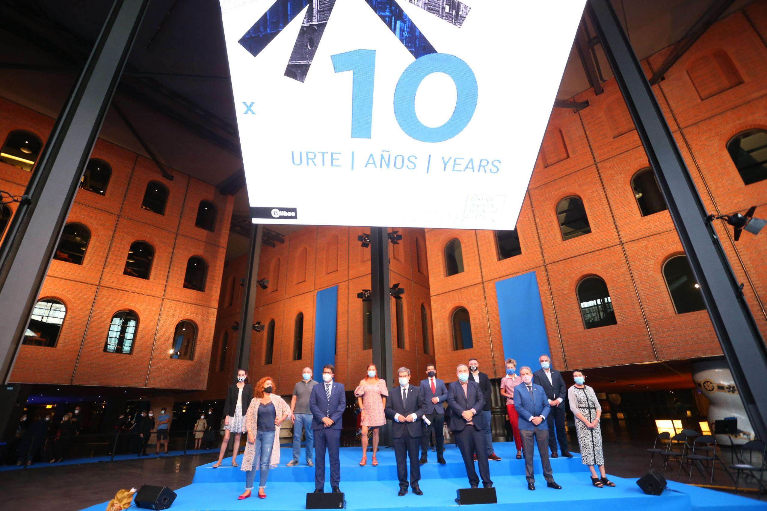 Azkuna Zentroa celebra su décimo aniversario con la Jornada de puertas abiertas a la creación artística