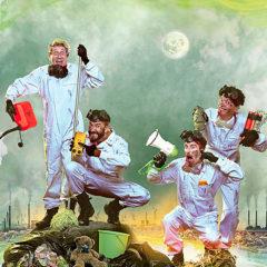 Greenpiss, un desmadre eco-ilógico en Teatro Municipal de Boadilla del Monte en Madrid