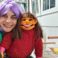 Halloween de títeres en Ulapé Teatro