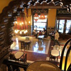 Café Iruña, la esencia de siempre adaptada a la actualidad