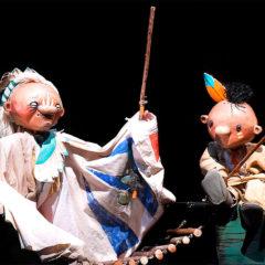 Jon Braun, teatro familiar en Vigo