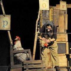 La gallina de los huevos de oro (Zum Zum Teatre) en Centro Cultural de Noáin en Navarra