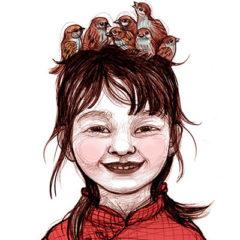 La nena dels pardals en Teatre La Sala en Barcelona
