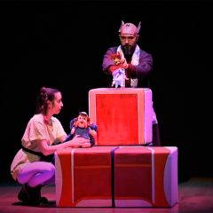 La vida es cuento (José Carlos Cuevas) en Teatro Villa de Móstoles en Madrid