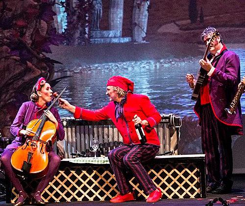 Las 4 estaciones… ya no son lo que eran en Teatro Olimpia en Huesca