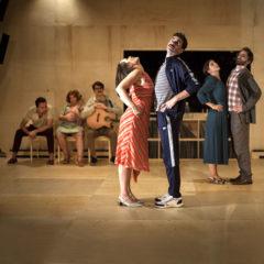 Las canciones en Gran Teatro Falla en Cádiz