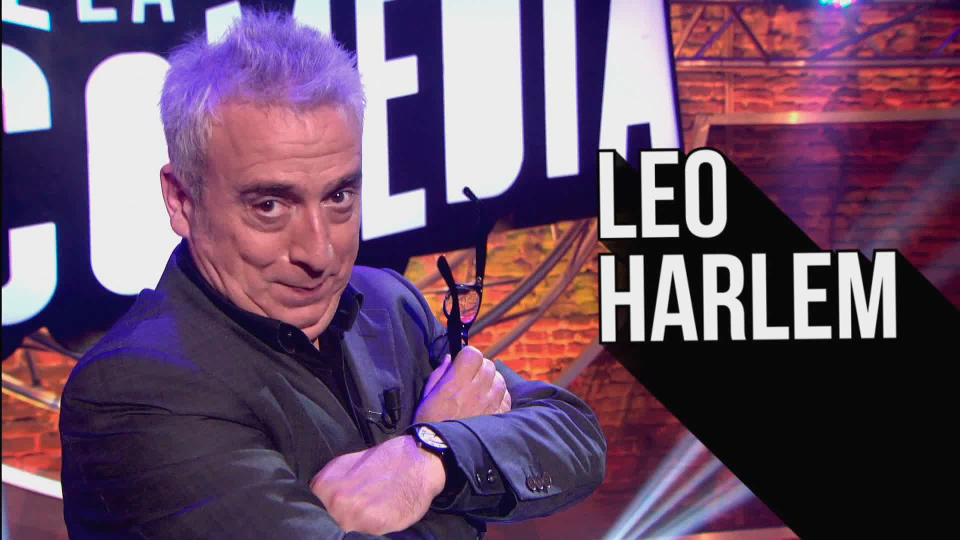 Leo Harlem llega hoy a Euskalduna
