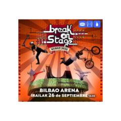 Break On Stage, el festival de cultura urbana más variado llega a Bilbao Arena