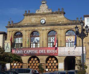 Fachada Ayuntamiento de Haro