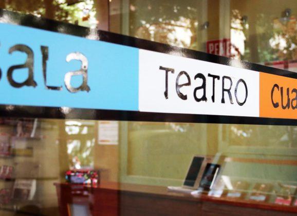 La sala Cuarta Pared, Premio Nacional de Teatro 2020