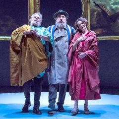 Señor Ruiseñor en Teatro Principal de Zamora