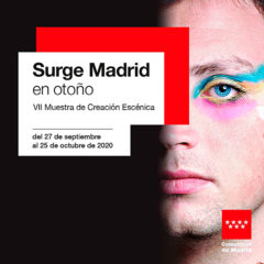 Surge Madrid 2020 en Varios espacios de Madrid