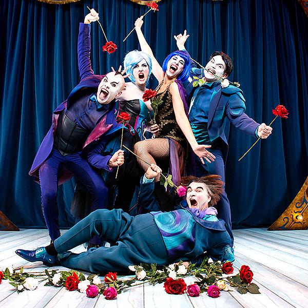 The opera locos teatro Vigo