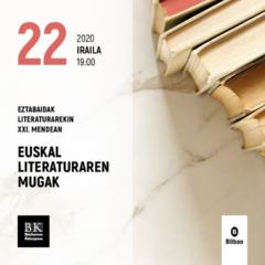 Bidebarrieta acoge mañana un debate sobre literatura con Jon Arretxe y Unai Elorriaga