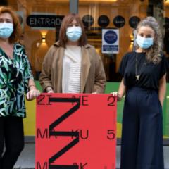 'Zinemakumeak Gara!' celebra su 25º aniversario