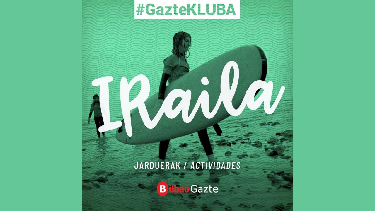 El Ayuntamiento de Bilbao pone en marcha el programa de ocio juvenil #GazteKluba