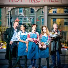Estreno de Una pastelería en Notting Hill el 17 de septiembre