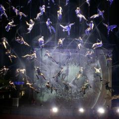 La vanguardista compañía La Fura dels Baus estrena su nuevo espectáculo en Alicante