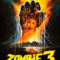 Estreno de Zombi 3 el 3 de septiembre