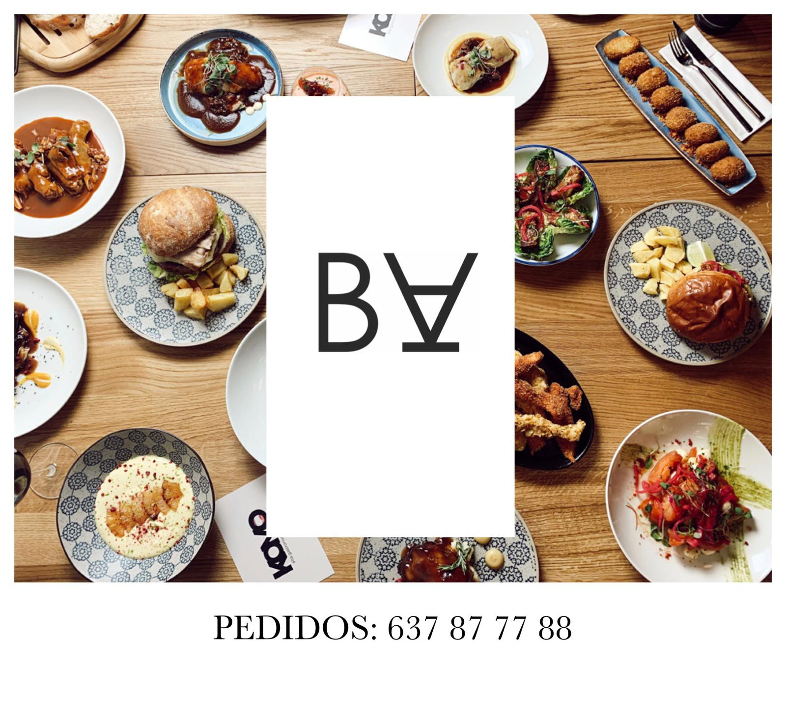Comida para llevar de Restaurante Basterra