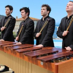 Abmiram Quartet concierto en Cangas