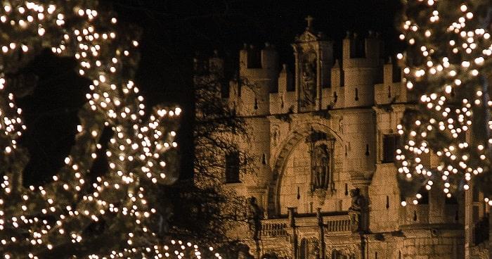 El IMC trabaja en las actividades navideñas en Burgos