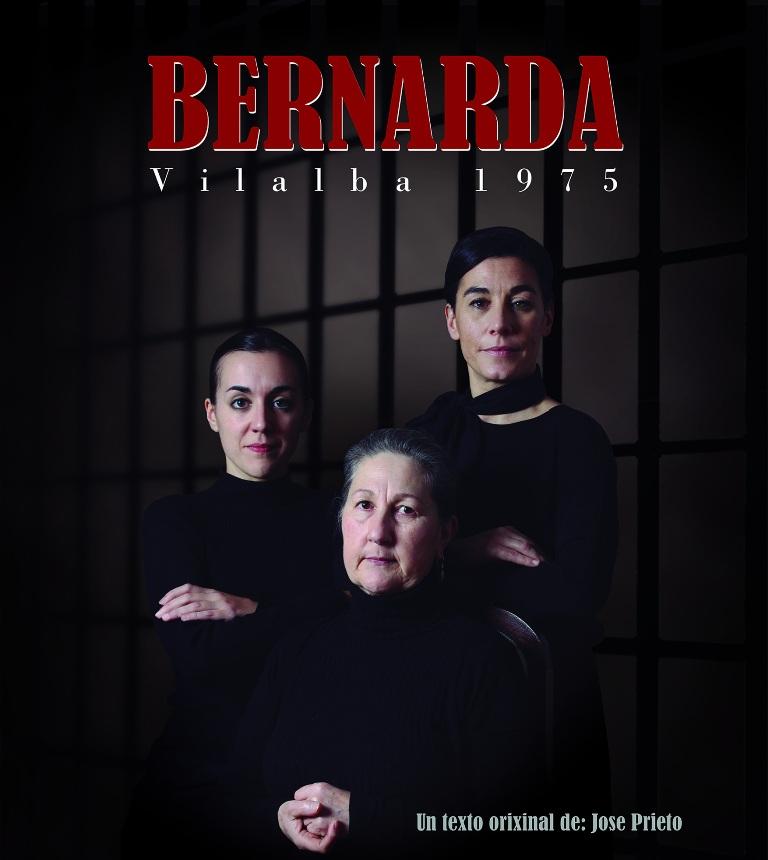 Bernarda, obra de teatro en Goián