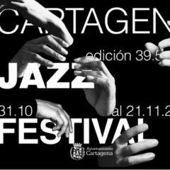Zenet, Andrea Motis, Chano Domínguez, Martirio, Chicuelo y Marco Mezquida protagonizan la 39.5 edición del Cartagena Jazz Festival