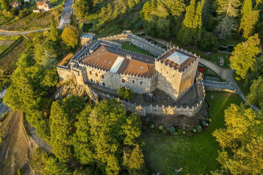 Castillo de Soutomaior Pontevedra