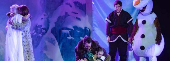 Se recupera el Auditorio Thader para un ciclo de teatro infantil al aire libre