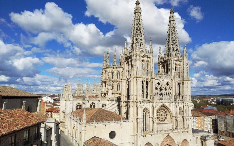 La Catedral de Burgos vista desde los miradores