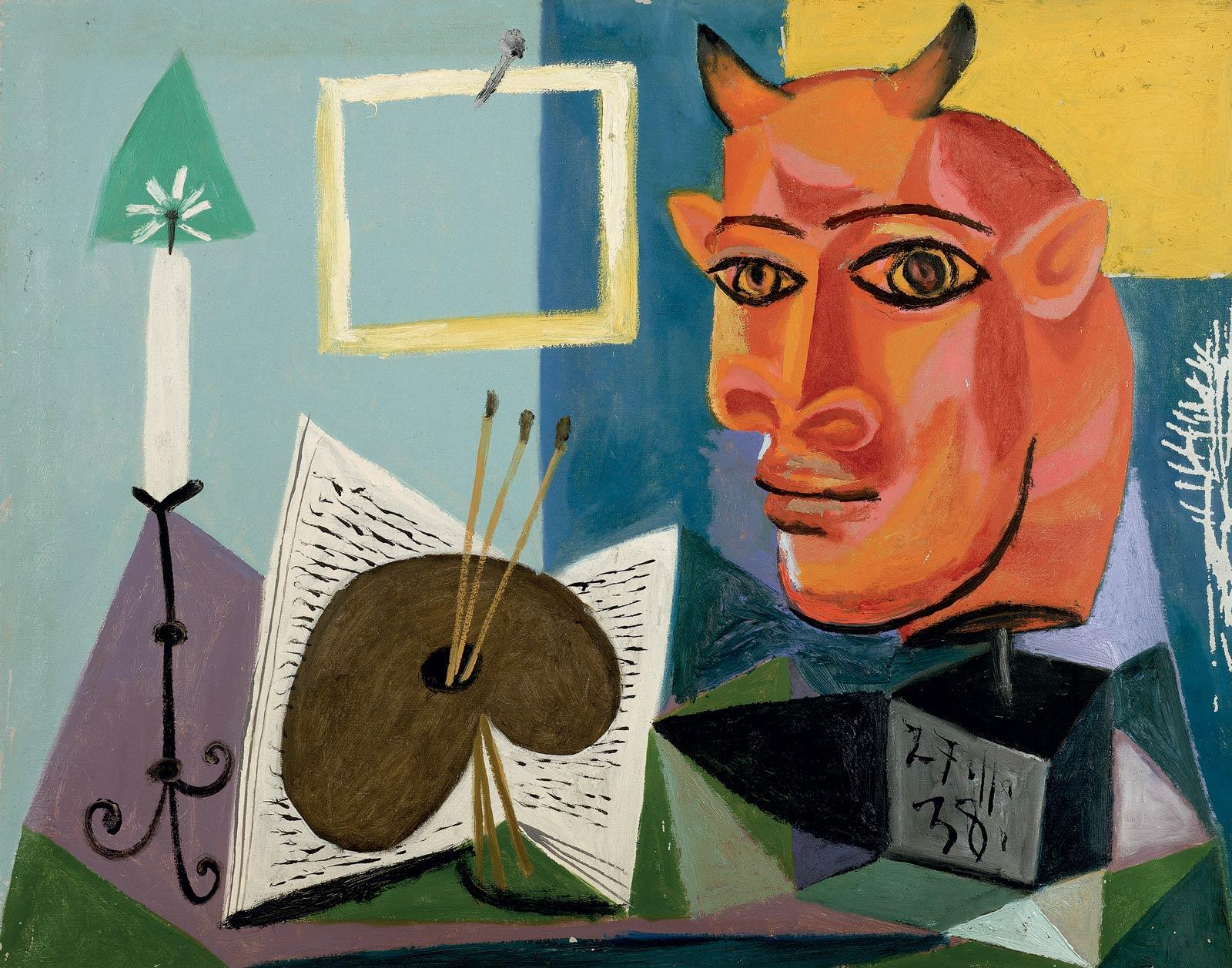 Diálogos con Picasso Colección 2020-2023 en Museo Picasso Málaga