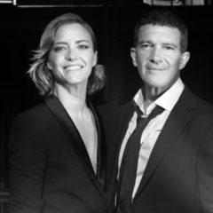 Antonio Banderas y María Casado, juntos en 'Escena en Blanco y Negro'