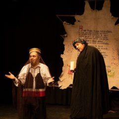 Falar por falar, espectáculo teatral en Pontevedra
